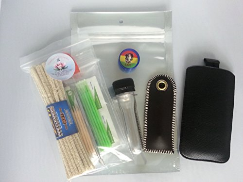 Pax, Kandy, Cleaning Accessory Set- Case, 3in1 Tool, Cache Tube, Grinder & Cleaning Kit (King Vaporizer Parts compare prices)