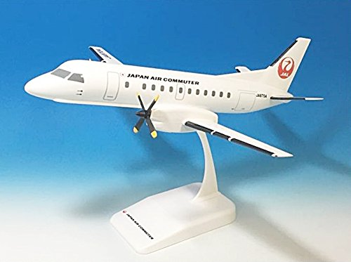 JALUX 1/80 SAAB 340B JAC 日本エアコミューター JA8704
