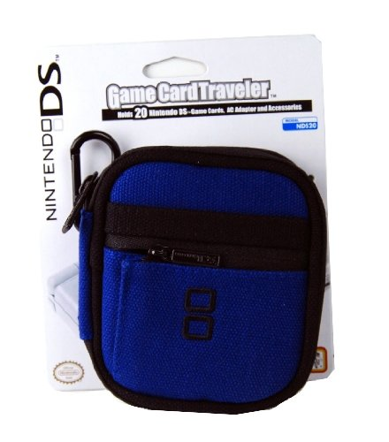 Dsi/DSLite Nintendo Game Card Traveler - Blue