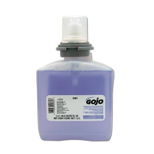 Soap, Hand, Form, W/Conditioners, Premium, Gojo,2 Per Carton GOJ536102