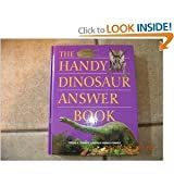 img - for Handy Dinosaur Answer Book book / textbook / text book