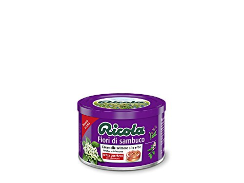 caramelle-ricola-barattolo-sambuco-senza-zucchero-100g