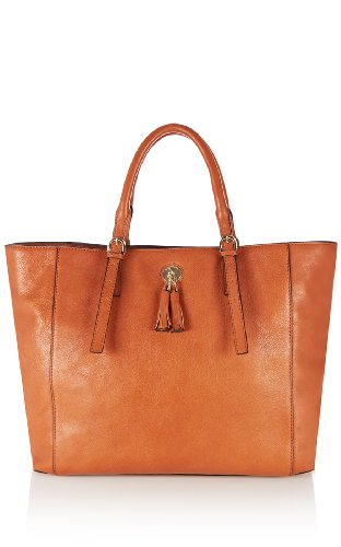Ultimate Leather Maxi Tote