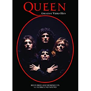 Queen greatest video hits
