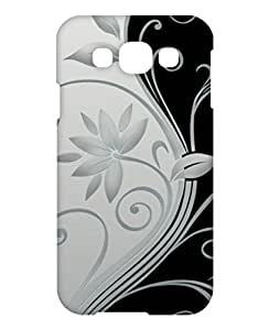 Crackndeal Back Cover for Samsung Galaxy E5