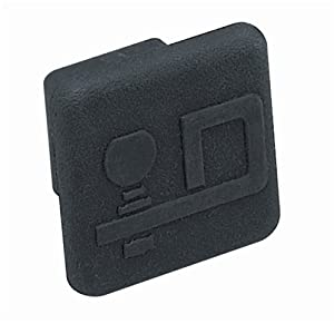 Draw-Tite 2211 Black Hitch Receiver Cover