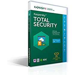 Kaspersky Total Security 3 Devices 1 Year - Download