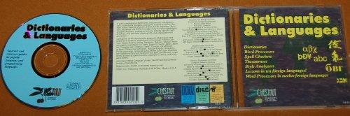 Dictionaries & Languages ~ Cantonese - French- German - Greek - Hebrew - Italian - Japanese - Russian - Spanish