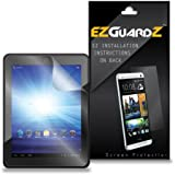 """2-Pack EZGuardZ Screen Protectors (Ultra CLEAR) For NEXTBOOK 8"""" TABLET"""