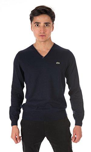 Lacoste TRICOT V-Neck Sweatshirt AH3607-51-8TG