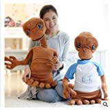 E-Youth 13'' ET Extra Terrestrial Film Soft Plush Toy Doll Kid Gift