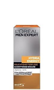 L'Oréal Paris Men Expert Hydra Energy Anti-Blasse-Haut, 50 ml