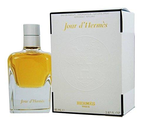 Hermes Jour d'Hermes, Eau de parfum ricaricabile per donna, 85ml
