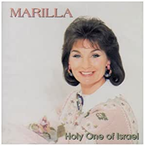 Holy One of Israel (Marilla Ness) - CD