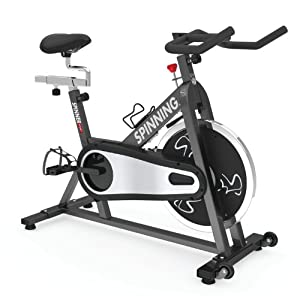 Spinner® Sport Indoor Cycling Bike with Four Spinning® DVDs