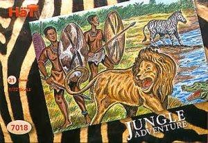 Hat Figures - Jungle Adventures - HAT7018