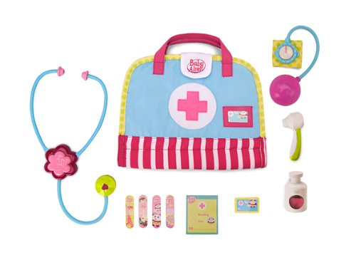 Baby Alive Get Well Kit