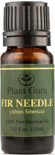 Fir Needle Essential Oil. 10 Ml. 100% Pure, Undiluted, Therapeutic Grade.