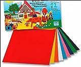 Gummed Paper for Kids Crafts 12 Large Sheets