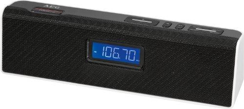 AEG BSS 4807 Bluetooth Lautsprechersystem (AUX-IN, Kartenslot, USB) schwarz