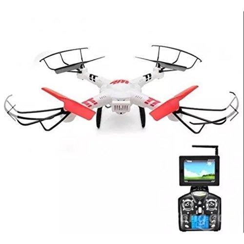 WLtoys V686 V686G 5.8G Video FPV Drone RC Quadcopter Helicopter