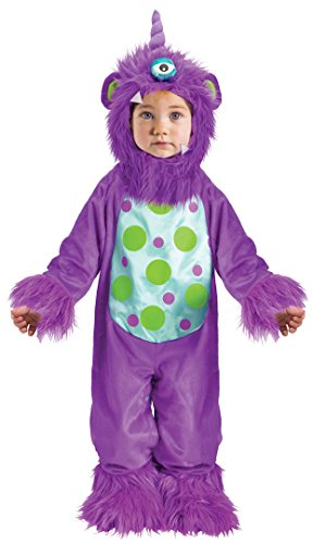 Fun World Costumes Baby's Li'L Monster Infant Costume