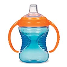 Munchkin 8 Ounce Mighty Grip Trainer Cup (Colours May Vary)