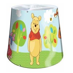 Winnie Pooh Paralume Per Lampada A Sospensione (Cavo E Lampadario Non
