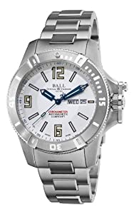 Ball Engineer Hydrocarbon Spacemaster Watch, COSC, DM2036A-SCAJ-WH
