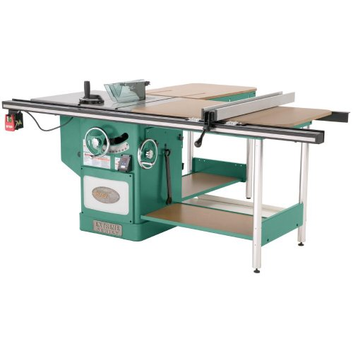 grizzly g0651 10 heavy duty cabinet table saw with riving. Black Bedroom Furniture Sets. Home Design Ideas