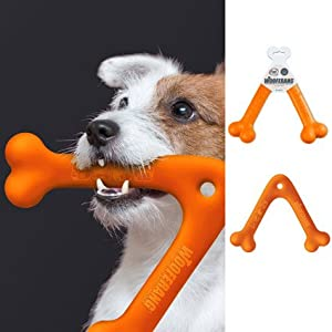 WOOFERANG DOG pet toy Boomerang