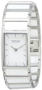 BERING Time Damen-Armbanduhr Slim Ceramic 30121-754