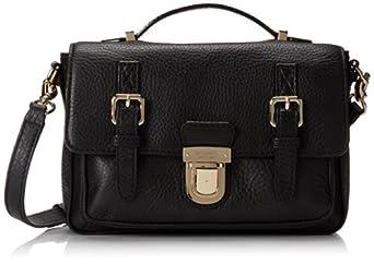 kate spade new york Lola Avenue Lia Top Handle Bag,Black,One Size