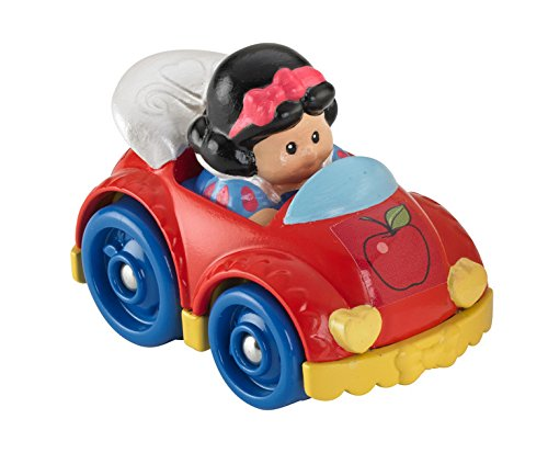 Fisher-Price Little People Disney Wheelies Princess Snow White - 1
