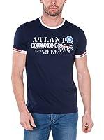 Giorgio Di Mare Camiseta Manga Corta (Azul Marino)
