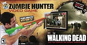 ZOMBIE HUNTER 2012 THE WALKING DEAD Official TV VIDEO GAME NEW