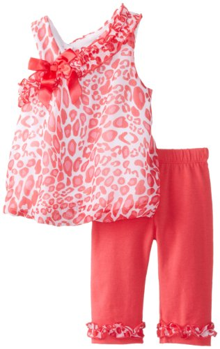 Розовая Туника Для Девочки