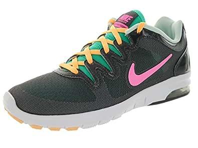 Nike Women's Air Max Fusion Drk Gry/Plrzd Pnk/Atmc Tl/Fbrg Training