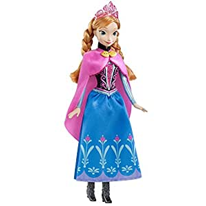 Disney Frozen Sparkle Anna Of Arendelle Figure 2677393