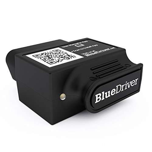 BlueDriver Bluetooth Professional OBDII Scan Tool for iPhone, iPad & Android (Ford Obd2 Scanner compare prices)