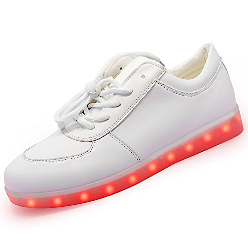 URUOI-8-Colors-of-Light-USB-Charging-White-Light-Up-Women-Men-Girl-Boy-Zumba-Shoes-LED-Sneakers