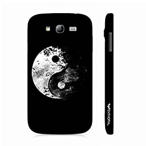 Samsung Galaxy J7 Ying Yang designer mobile hard shell case by Enthopia