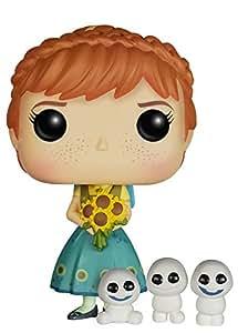 Funko Pop Disney: Frozen Fever Anna Action Figure