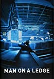 崖っぷちの男 Man on a Ledge 『映画パンフレット』 監督 アスガー・レス キャスト サム・ワーシントン、ジェイミー・ベル、アンソニー・マッキー