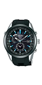 Seiko Astron GPS Solar Silicon Watch