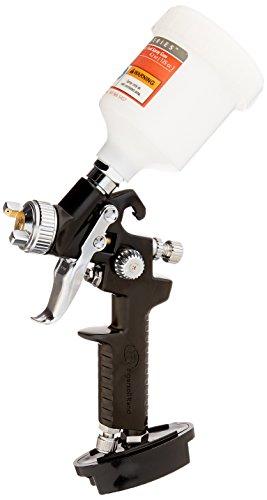 Ingersoll Rand 200G Edge Series Touch-up Gravity Feed Spray Gun, Black (Gravity Flow Spray Gun compare prices)