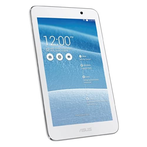 ASUS ME176 MeMO Pad 7 タブレットPC ホワイト ( Android 4.4.2 / 7 inch / Atom Z3745 / 1GB / eMMC 16G / WIFI対応 ) ME176-WH16