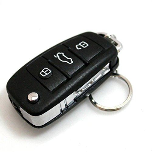 Elektroschocker als KFZAutoFernbedienung  3in1: SpassSchocker, LED Licht und Schlüsselanhänger Picture