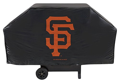 MLB San Francisco Giants Grill Cover, Large, Orange (Giants Grill Cover compare prices)