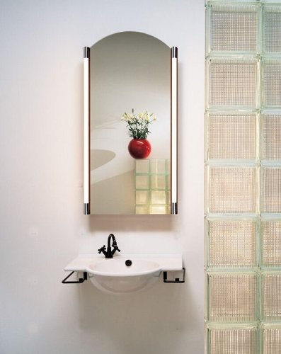 Robern Arch Bathroom Mirror front-728015